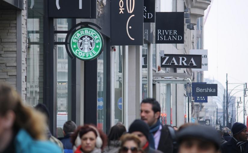 Amancio Ortega, owner of Zara one of the richest man in the world