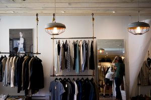 brick and mortar stores are the ultimate way to start a clothing business