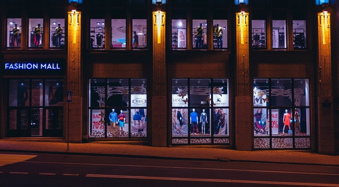 When was the last time you visited your store at night?